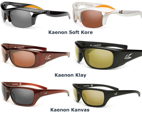 a5fe5843b7 New Kaenon Polarized Sunglasses for Spring 2010 -- Tom Carruthers ...