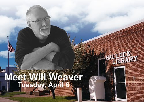 Writer's Workshop with William Weaver at the Hallock Public Library