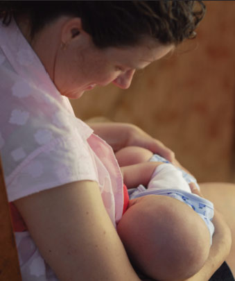 Breastfeeding saves health care costs and provides better mental health.