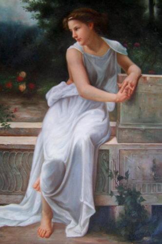 Figure Oil Painting Frames
