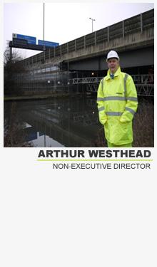 Arthur Westhead on Site