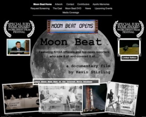 Moon Beat The Movie Website