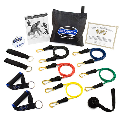 Body Bands by Bodylastics Home Gym