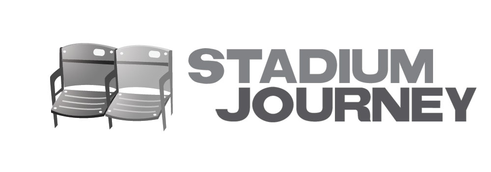 the journey logo. Stadium Journey Logo