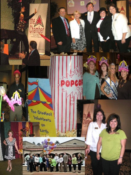 Greatest Volunteers on Earth treated to Circus-theme ...