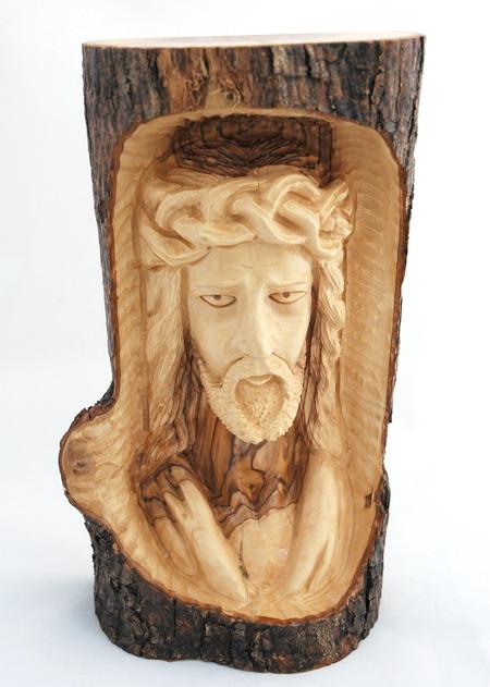 Made in bethlehem olive wood religious jewelry amulets