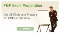 Get 35 PDUs and prepare for PMP exam.