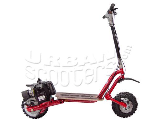 Go-Ped Trail Ripper GTR46R Gas Scooter