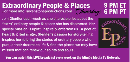 Extraordinary People & Places on Mingle Media TV