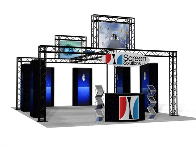 Need to stand out at your next trade show? Interactive Tradeshow