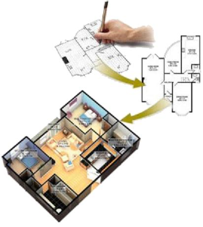 How to Draw House Plans on Autocad | eHow.com