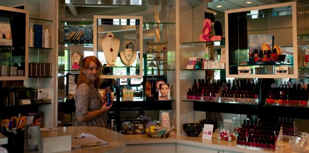 The nail shop maui celebrates grand re opening in kihei for 10 over 10 nail salon