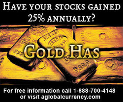 Free Investment Gold Guide - Visit www.aglobalcurrency.com