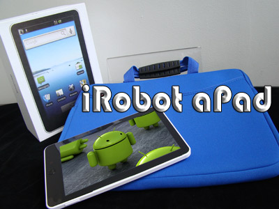 iRobot Apad beautifully boxed