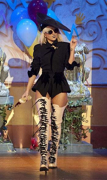 Petite Celebrity Lady Gaga Pop star style!