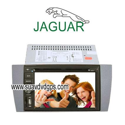 jaguar x type special car dvd player gps navigation bluetooth tv rds ipod video audio lisa. Black Bedroom Furniture Sets. Home Design Ideas