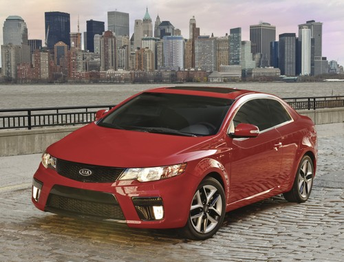 Kia Forte Koup is