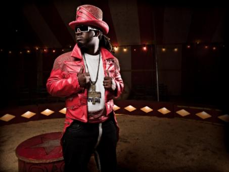 Grammy-winning hip-hop giant T-Pain in MYX MASH w/ Bruno Mars & Brown-Eyed Girls