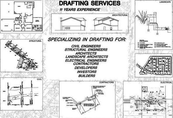 Cad Design Services : Affordable drafting services cad company