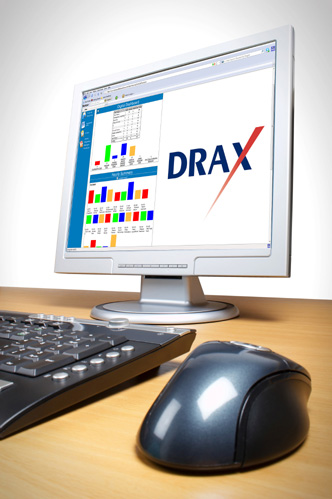 IRIS - A new web-based service management system from Drax (UK)