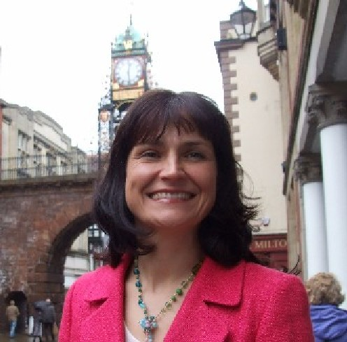 Tracy Griffiths of The Business Network Chester