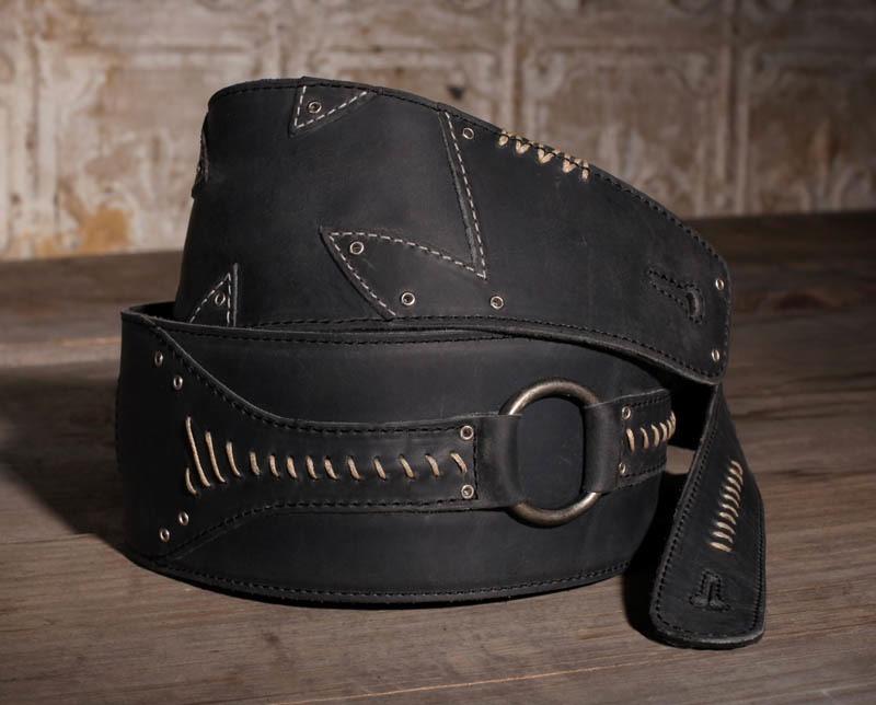 Anthology Gear Wear Guitar Strap - No Quarter