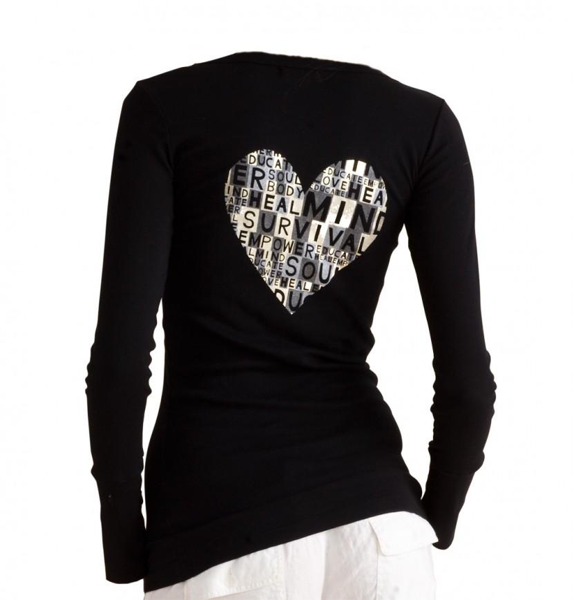 Joyful Heart T-shirt