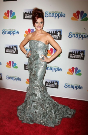Maria Kanellis in Jean Fares Couture