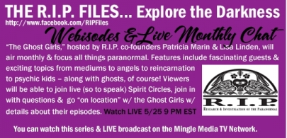 The R.I.P. Files Explore the Darkness Web TV Series on Mingle Media TV