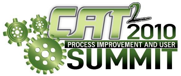 2010 Process Improvement and User Summit