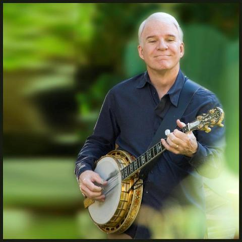 steve martin to kick off newport folk festival with an evening of bluegrass banjo mcclair. Black Bedroom Furniture Sets. Home Design Ideas