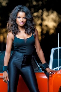 Keesha sharp and her husband