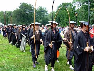 Samurai Parade in New York City