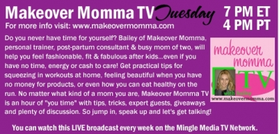 Makeover Momma TV Live Web Series on Mingle Media TV