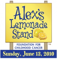 Join Toll Brothers in PA & DE for Alex's Lemonade on June 13, 2010 from 12-3pm