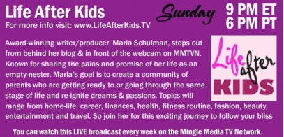 Life After Kids New Mingle Media TV Show for Baby Boomers
