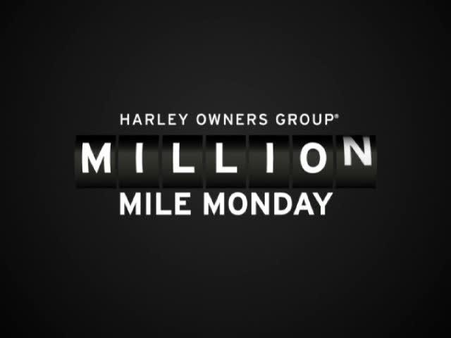 Million Mile Monday - 6/28