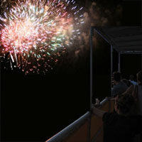 4th of July Sanibel Fireworks Cruise