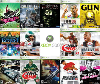 Games on 360 Games   Burn Backup Discs Of Your Favorite Xbox 360 Video Games