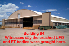 Roswell's Infamous Building 84