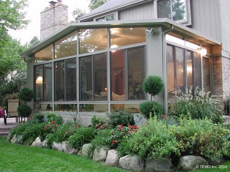 Perfect An Elegant Sunrooms U0026 More Sunroom Can Add Charm And Curb Appeal To Your  Home