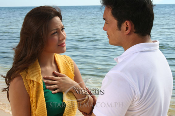 """Father-daughter tandem Gabby & KC Concepcion co-star in """"I'll Be There"""""""