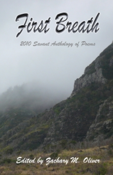 First Breath - 2010 Savant Anthology of Poems