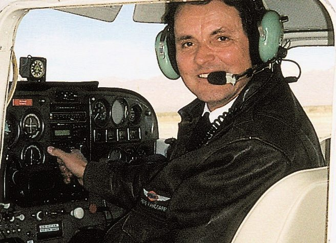 Pierre A. Kandorfer, Ph.D., Commercial Pilot and Aviation and Aerospace Examiner