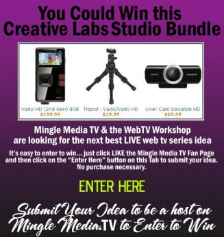 Mingle Media TV Web Series Contest
