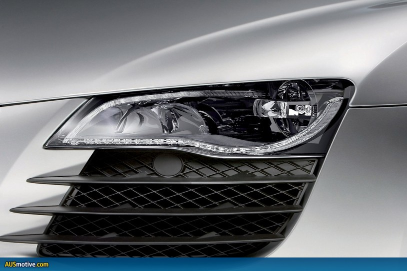 LED Technology For Automotive Headlight Lamps