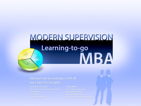 Pocket MBA - Modern Supervision course