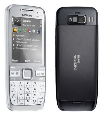Image result for Nokia E55, World's Thinnest And Slender Mobile Phone