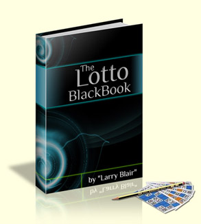The Lotto Black Book Formula By Larry Blair