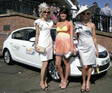 Ayr Racecourse Ladies Night